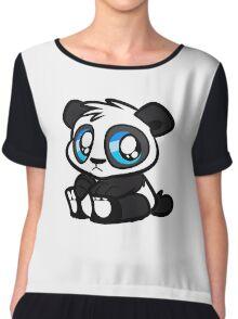 Baby Panda Chiffon Top