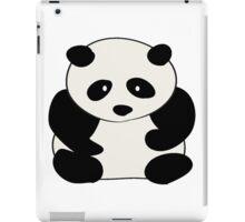Chubby Panda iPad Case/Skin