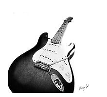 STRATOCASTER by Matterotica