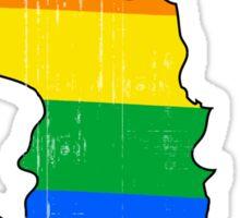 New Jersey Pride Sticker