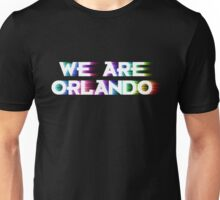 We Are Orlando Shirts, Bumper Stickers & Mugs Unisex T-Shirt