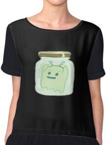 Ghost In A Jar Chiffon Top