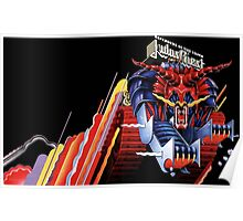 Judas Priest Defenders of the Faith Poster