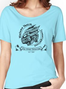 The Great Detective Women's Relaxed Fit T-Shirt