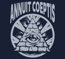 Anti Illuminati - Annuit Coeptis by IlluminNation