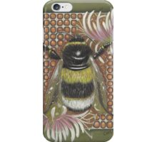 Bumble Bee. iPhone Case/Skin
