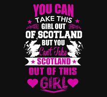 Scottish - Scottish Girl Unisex T-Shirt