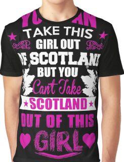 Scottish - Scottish Girl Graphic T-Shirt