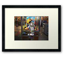 Skill Tester Framed Print
