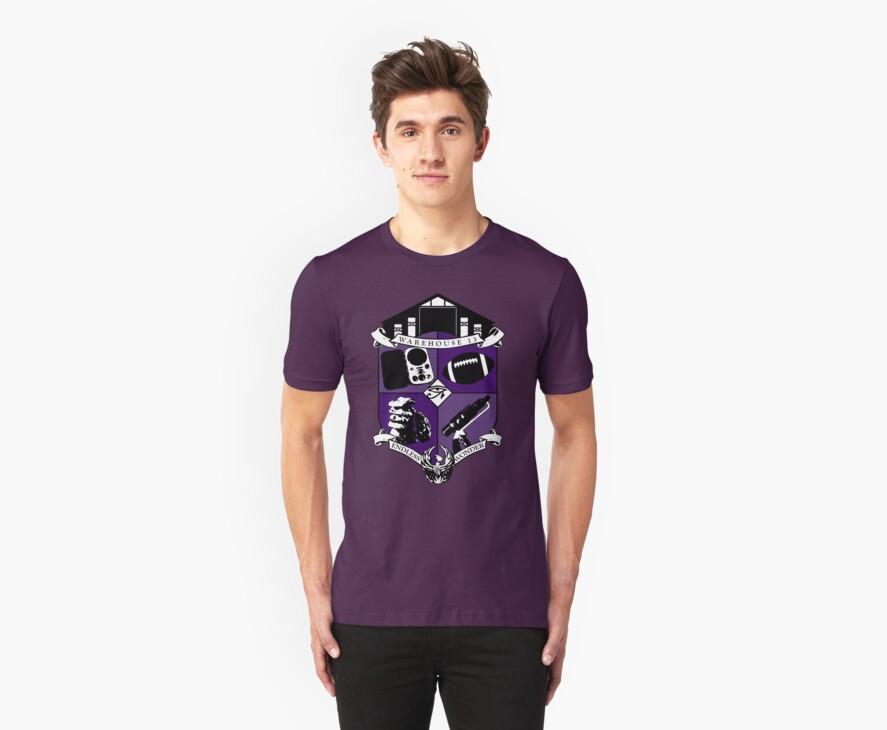 Endless Wonder - Purple by Atomic Octopus  Designs