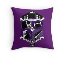 Endless Wonder - Purple Throw Pillow