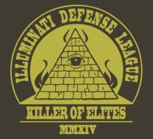 Illuminati Defense League - Killer Of Elites by IlluminNation