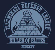 Illuminati Defence League - Killer Of Elites by IlluminNation