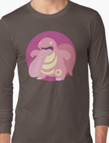 Lickitung - Basic Long Sleeve T-Shirt