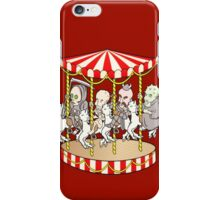 4 Horseman of the MerryGoRound iPhone Case/Skin