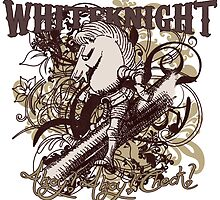 White Knight Carnivale Style by Sally McLean