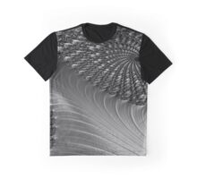 Black & White Graphic T-Shirt