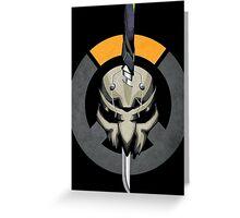 Dead Reaper Greeting Card