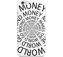 Money World iPhone Case/Skin