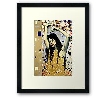 Klimt Inspired 2 Framed Print