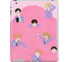 Too Many Cherry Blossoms iPad Case/Skin