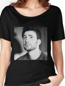 chris evans  Women's Relaxed Fit T-Shirt