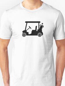Golf cart Unisex T-Shirt