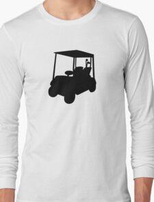 Golf car Long Sleeve T-Shirt