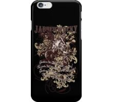 Alice in Wonderland Jabberwocky Grunge iPhone Case/Skin