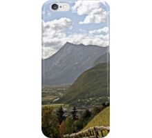 Inn Valley in Tyrol, Austria iPhone Case/Skin