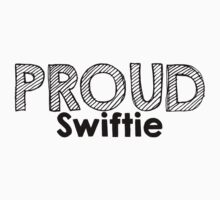 Proud Swiftie by Liz Rogers