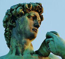 Bronze David by ChaosGate