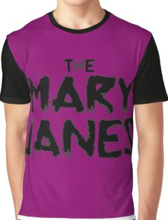 Spider-Gwen: The Mary Janes Graphic T-Shirt