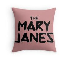 Spider-Gwen: The Mary Janes Throw Pillow