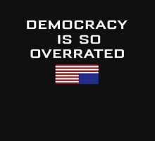 Democracy is so overrated Classic T-Shirt