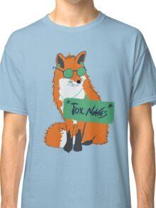 Fox Noises Classic T-Shirt