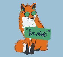 Fox Noises Unisex T-Shirt