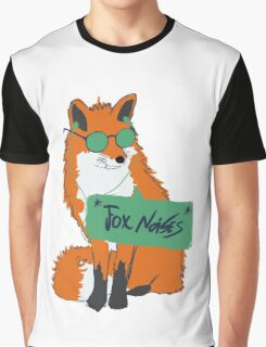 Fox Noises Graphic T-Shirt