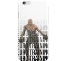 Euro Training iPhone Case/Skin