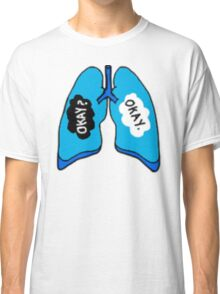 The Fault In Our Stars - Okay Classic T-Shirt
