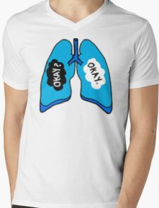 The Fault In Our Stars - Okay Mens V-Neck T-Shirt