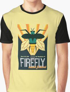 Firefly 2016 Graphic T-Shirt