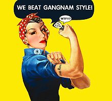 We beat Gangnam Style - Joze Mont by JozeMont