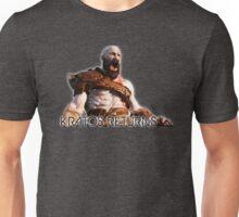 KRATOS RETURNS - NEW GOD OF WAR Unisex T-Shirt