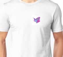 Butterfly - Side Unisex T-Shirt