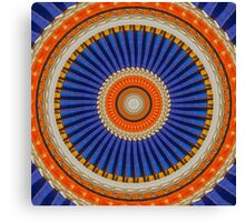 Tubac Bell - Kaleidoscope Canvas Print