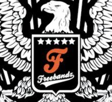 Freebandz Emblem  Sticker