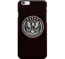 Freebandz Emblem  iPhone Case/Skin