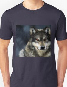 Red Eyed Wolf T-Shirt