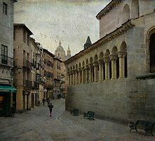 Calles de Segovia by rentedochan